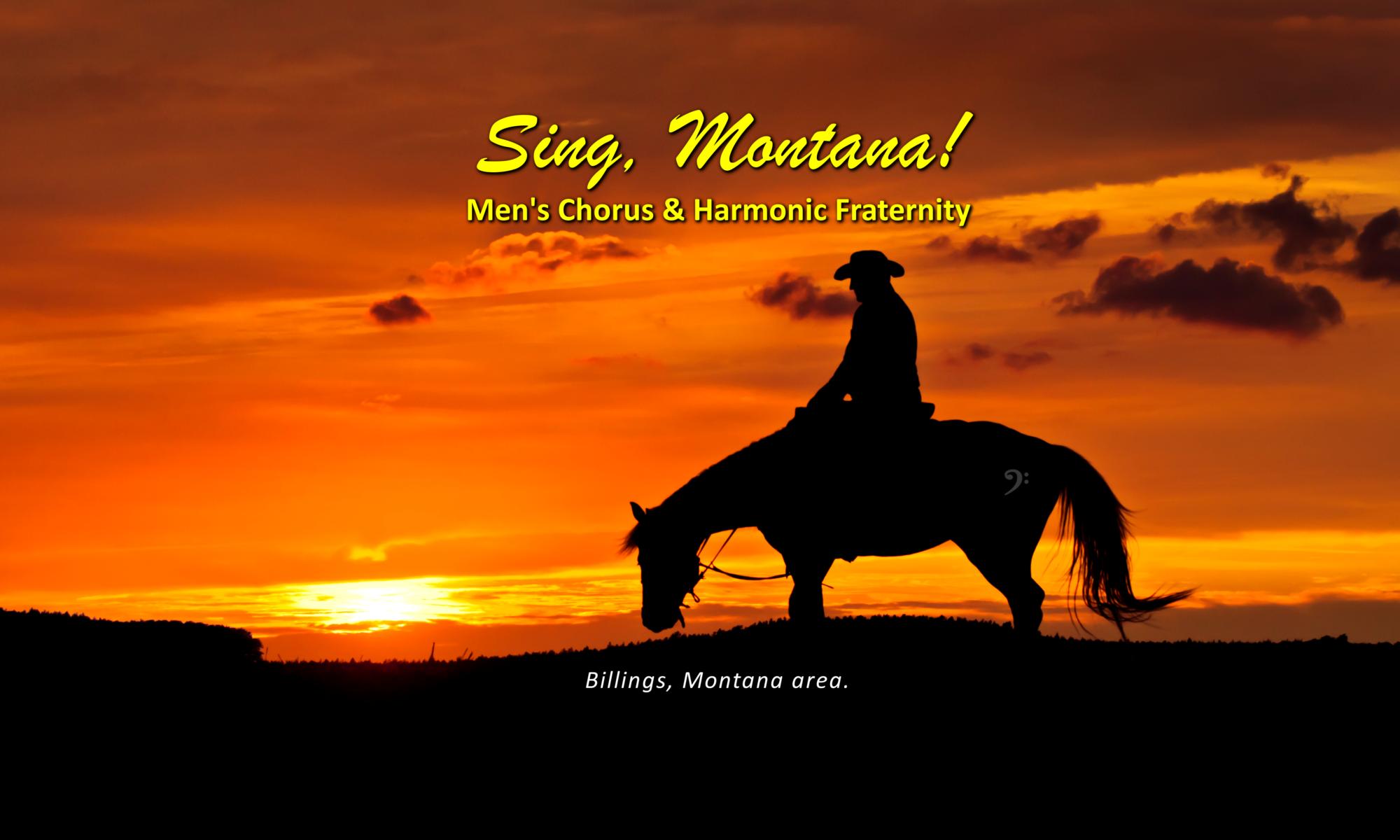 Sing, Montana!