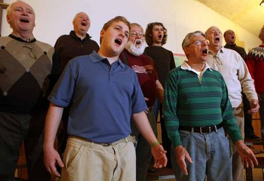 Music Morris Men--Chatham NJ