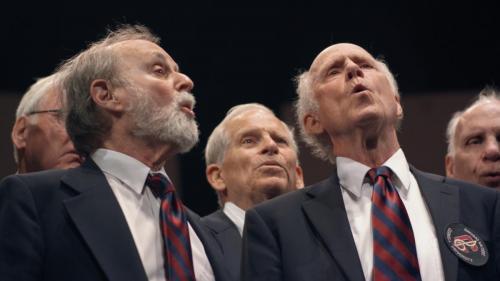 Old Men Singing--Reunion